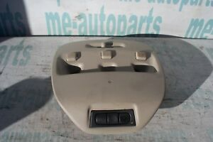 1998 04 Cadillac Seville Sts Sls Over Head Console Map Lights Homelink 15301947