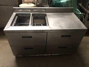 Delfield Refrigerated Serving Counter