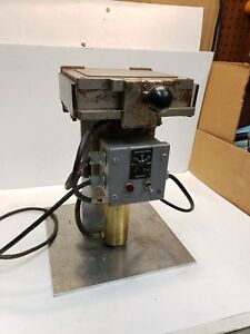 Custom Made Pneumatic electric Bench Press Control Button Adjustable Timer