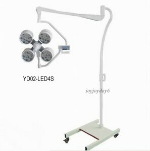 Floor Standing Led Light Surgical Surgery Medical Shadowless Lamp Yd02 led4s Joy