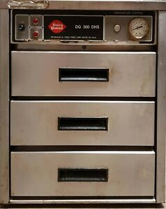 Henny Penny 3 Drawer Warming Cabinet