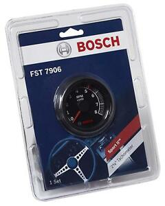 Bosch Fst 7906 Sport Ii Tachometer 2 5 8 New In Package