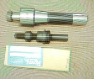 R8 3 4 Shell Mill Holder 5c Collet Stop New