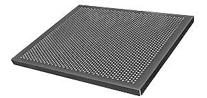 Durham 16 Gauge Steel Perforated Tray For Pan And Tray Trucks