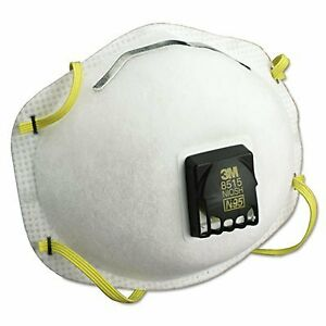 Particulate Welding Respirator 8515 N95 10 box Sold As 10 Each