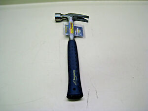 Estwing E3 22sr 22oz Steel Smooth Face Claw Framing Hammer New