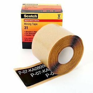 31 2 x6ft Scotch Heavy Duty Mining Tape 2 X 6