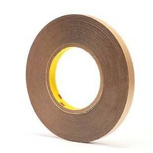 9485pc Adhesive Transfer Tape 1 2 In X 60 Yd Clear pack Of 72