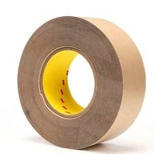 3m Adhesive Transfer Tape 9485pc 2 X 60 Yd 5 Mil Clear pack Of 24