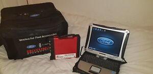 Ford Vcm2 Vcmm Kit Diagnostic 100 Geniune Bosch Full Setup With Ids Licence