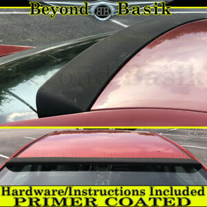 2012 2013 2014 Toyota Camry Factory Style Roof Spoiler Lip Wing Primer