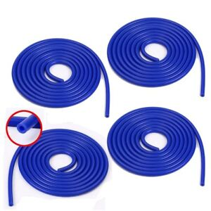 Universal Id 4mm 6mm 8mm 12mm High Performance Silicone Vacuum Hose Kit Bu Color