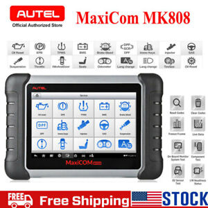 Autel Maxicom Mk808ts Tpms Advance Maxisys Auto Car Key Programming Full Systems