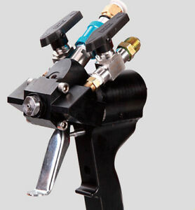 Polyurethane Injection Equipment Purge Spray Gun