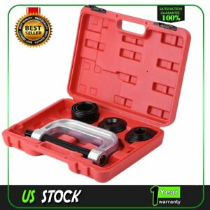 Car Auto Vehicle 3in1 Ball Joint U Joint C Frame Press Service Kit 4wd Adapter F