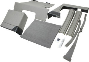 Amss20007 Qwik Fit Lower Cab Kit Gray For Case 1896 2094 2096 2294 3294 Tractors