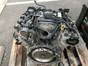 2010 Mercedes E350 W212 Complete Engine Long Block 85k Miles Automatic Rwd Oem