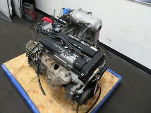 97 01 Honda Crv B20b 2 0l Dohc High Compression Engine Awd Auto Trans Jdm B20z