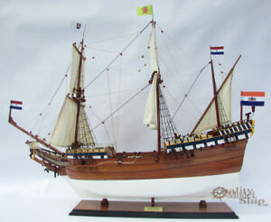 Duyfken Display Wooden Ship Model