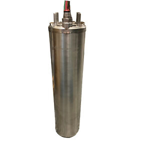 Franklin Electric 2343262604g 4 Inch Submersible Pump Motor 3 wire 3 Hp 3 Ph