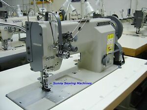 Highlead Gc20618 2 Fully Assembled Double Needle Upholstery Sewing Machine 1 4