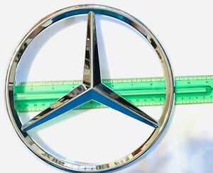 New Front Grille Chrome Star Badge Emblem Mercedes Benz Sprinter Van 2014 2018