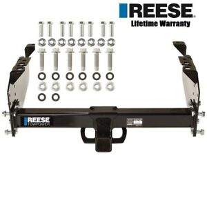Reese Trailer Tow Hitch For 79 00 Gmc C1500 C2500 C3500 2 Receiver Class V
