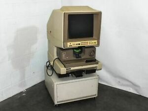3m Microfiche Reader Printer as is Untested 7540 Mfb Aj