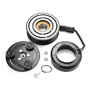 2006 2009 Dodge Ram 2500 6 Cyl Hs18 Ac Compressor Clutch Kit Coil Pulley Plate