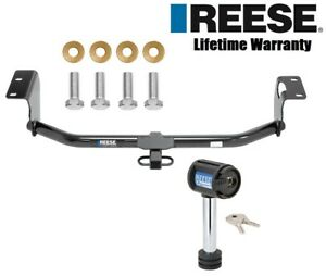 Reese Trailer Tow Hitch For 03 19 Toyota Corolla 1 1 4 Receiver W Lock
