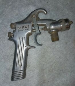 Binks Paint Spray Gun Model 36