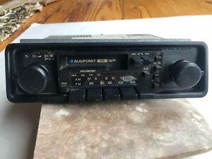 Blaupunkt Richmond Porsche Ferrari Original Equipment Stereo Radio Casette