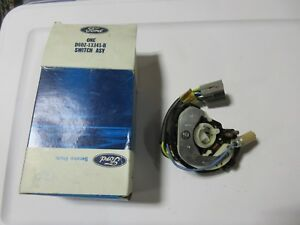 Nos Oem Ford 1972 1976 Torino Ranchero Turn Signal Switch 1973 1974 1975 Pinto