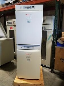 Thermo Forma 350 Direct Heat Co2 Incubator Stack copper Interior
