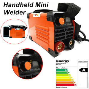 Handheld Mini Mma Electric Welder 220v 20 250a Inverter Home Arc Welding Machine