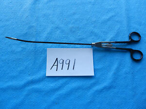 Padgett Surgical Endoscopic Plastic Surgery In line Scissors E 1650p