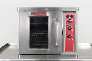 Used Blodgett Ctb 1 Half Size Electric Convection Oven