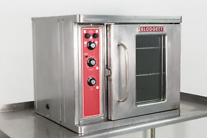 Used Blodgett Ctbr 1 Half Size Electric Convection Oven