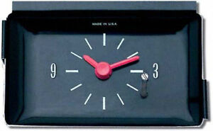 1964 Impala Dash Clock Analog Type fullsize Cars