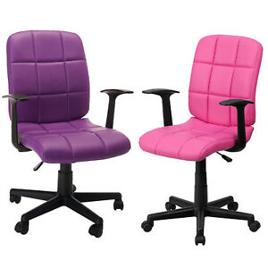 Office Chair Desk W Arms Computer Comfortable Rolling Office Home Furniture