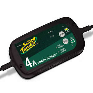 Battery Tender 6 Or 12v Plus 4a Battery Charger P N 022 0209 Dl Wh