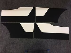 Custom Door Panels 1960 1963 Ford Falcon Four Door Two tone