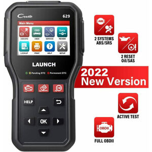 Autel Diaglink Obd2 Scan Tool Obd Car Code Reader Abs Srs Full System Diagnostic