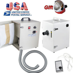 Fda Ce Digital Dental Lab Dust Collector Vacuum Cleaner With Powerful Motor Usa