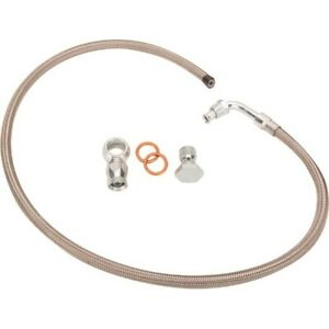 Gotta Show 101917 Stock Gm Edelbrock Fuel Line Kit