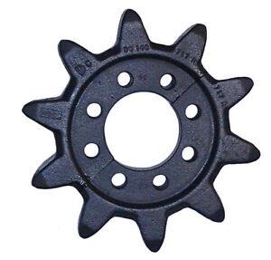 10 Tooth Split Sprocket 5 8 Bolt Holes 140717 Fits Ditch Witch Trencher