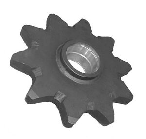 10 Tooth Idler Sprocket 142001 Fits Ditch Witch Trencher Modelss R100 Ar12