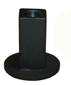 Idler Shaft Square 1 1 8 183469 Fits A Ditch Witch Trencher Models 1010