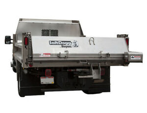 Saltdogg Electric Full Replacement Tailgate Spreader Center Discharge 9035100