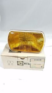 95 20 07 i Cibi Series 95i Replacement Fog Amber Lens And Reflector Assembly